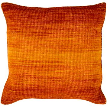 Tilden Toss Pillow SUNSET ORANGE