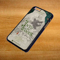 Into The Woods Musical For iPhone 6 Plus Case *76*