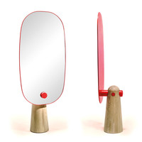 Iconic Standing Mirror - A+R Store