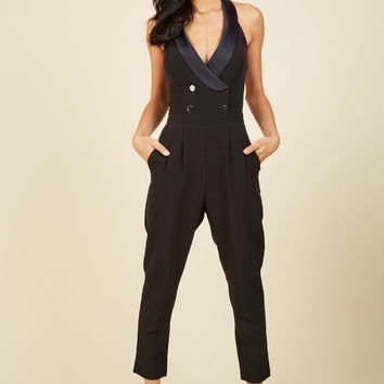 Ten Percent Snappier Jumpsuit | Mod Retro Vintage Shorts | ModCloth.com
