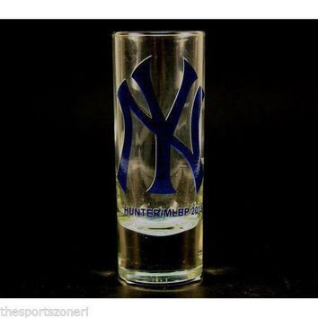 New York Yankees 2 oz. Cordial Hype Shot Glass