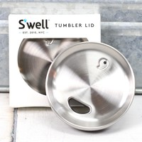 S'well Bottle: Stainless Steel Tumbler Lid {One Size}