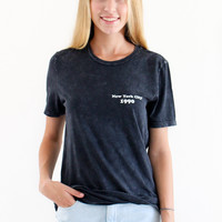 New York City 1990 Relaxed Tee