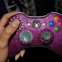 Glitter Xbox360 Controller - Made to order