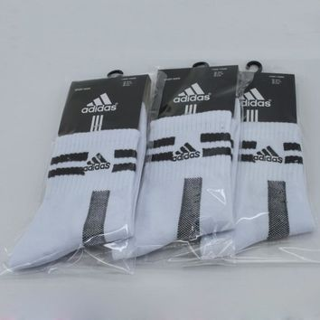 ADIDAS Woman Men Cotton Socks-1