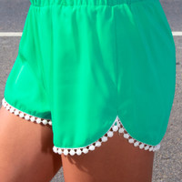MINT & TRIM SHORT