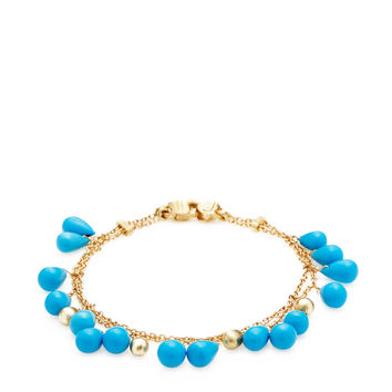 Marco Bicego Women's Acapulco Turquoise Briolette Bracelet