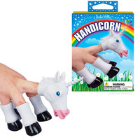 Handicorn Unicorn Finger Puppet Set