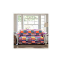 Lush Decor Misha Furniture Protector Loveseat Cover