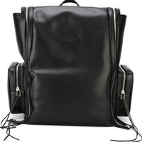 Hood By Air Zip Detail Backpack - Excelsior Milano - Farfetch.com