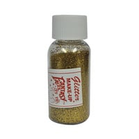 Hair or Skin Coloring Glitter Morris Gold 0.875 Oz