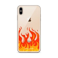 Baby, It's Hot iPhone Case