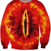 Eye of Sauron Crewneck Sweatshirt
