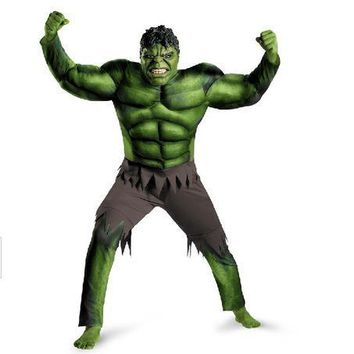 avengers funny carnival costumes adults superhero costumes adult men hulk adult kids incredible child halloween costume for men