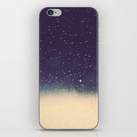 Star drops iPhone Skin by Printapix