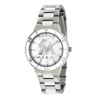 Miami Marlins MLB Ladies Pro Pearl Series Watch