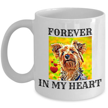 Add Your Image Coffee Mug Personalized Gift For Dog Cat Lover Him Her Men Women Dad Mom Father Mother Boyfriend Girlfriend Customized Mug