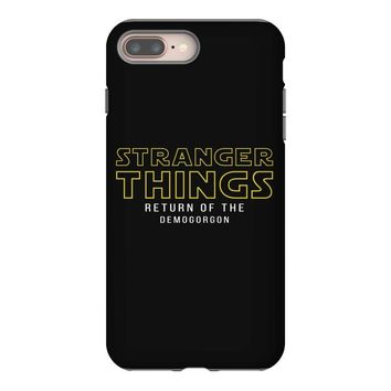 Stranger Things Return Of The Demogorgon iPhone 8 Plus