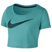 Nike Swoosh Crop Top - Women's