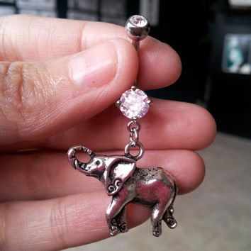 Elephant Belly Ring