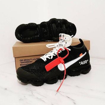 DCCKIN2 Off White x Nike Air Vapormax UK 8.5 - BNIB Deadstock _deanxavier Insta Offers