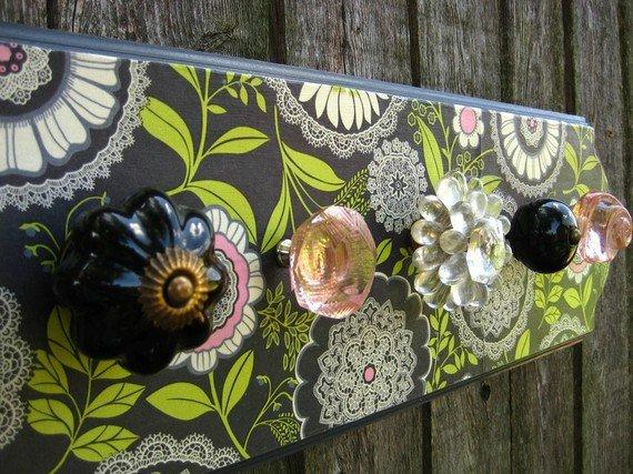Enchanted Wall Blossom  Jewelry/Multipurpose Rack by HelloBlossom