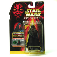 Darth Maul (Tatooine) Star Wars Episode I CommTech Collection 1 Action Figure