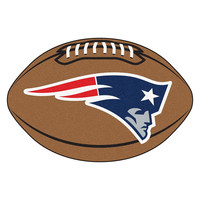 New England Patriots NFL Football Floor Mat (22x35)