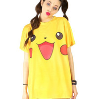 BIG ASS PIKACHU TEE