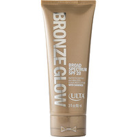 Travel Size Bronze Glow Broad Spectrum Sunscreen Lotion With Shimmer