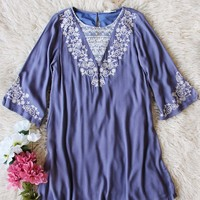 Dusted Lavender Dress