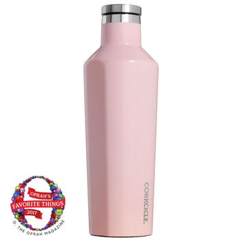 Classic 60 Oz. Canteen in Rose Quartz by Corkcicle