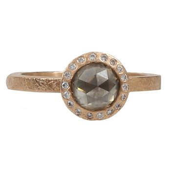 Todd Reed Fancy Cut Diamond Ring