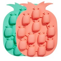 Sunnylife Pineapple Ice Tray 2 Set