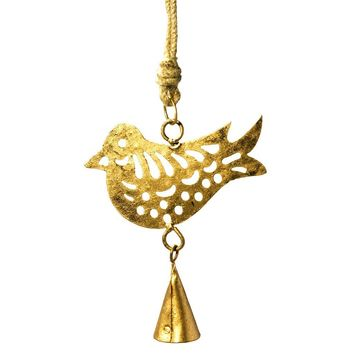 Bird Cutout Chime - Mira (Bell)