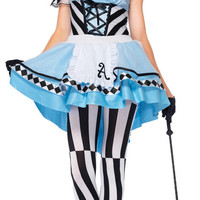 Psychedelic Alice Adult Costume