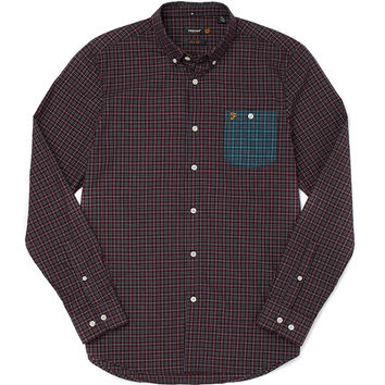 Farah Vintage Shirt in Check