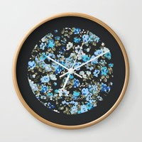 Fresh Wall Clock by KJ Designs