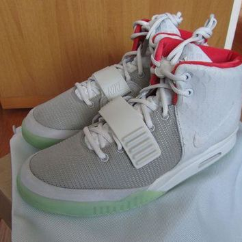 PEAPNJ Air Yeezy 2 Pure Platinum 508214-010