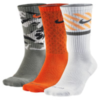 Nike Dri-FIT Triple Fly Crew Socks (3 Pair)