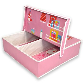 Fun2Give Pop-it-Up Large Baby Change Table with Storage