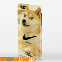 Idoge Shibe Doge, Nike Just Doge iPhone 4/4S, 5/5S, 5C Series Full Wrap Case