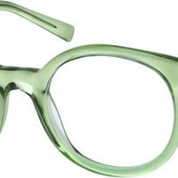 Green Round Eyeglasses #44140 | Zenni Optical Eyeglasses
