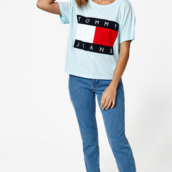 Tommy Hilfiger 90s Flock T-Shirt at PacSun.com