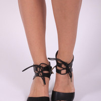 All Tied Up Wedges