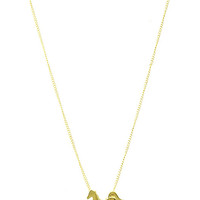 Adorn by LuLu- Horse Pendant Necklace