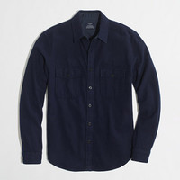 FACTORY TWILL SHIRT-JACKET