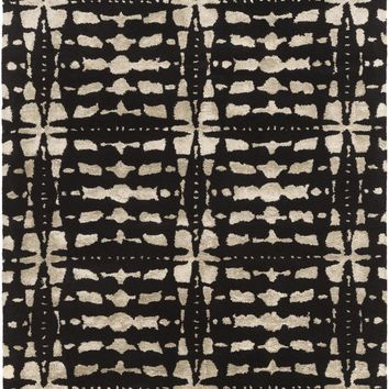 Ridgewood Area Rug Black