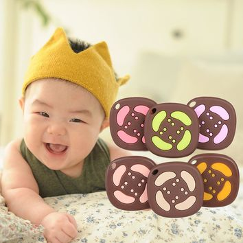 Infant Silicone Safe Kids Chew Teething Toy