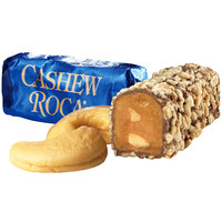 Cashew Roca Buttercrunch Toffee Candy: 10-Ounce Tin